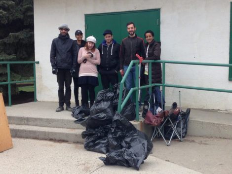 Special thanks to all the OCL members and friends who came out for the Spring Clean Up of Oliver Park (April 23/16)