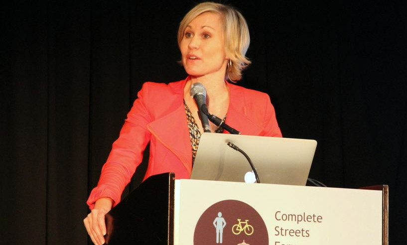 Toronto's chief planner Jennifer Keesmaat. (Courtesy: Toronto Centre for Active Transportation/Flickr)