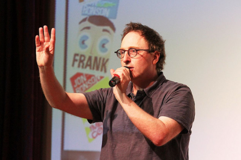Jon Ronson, Image Courtesy of John Waine/Flickr